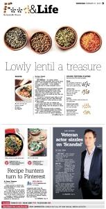 Feb. Food & Life