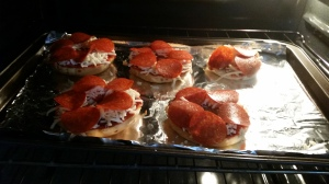 Pizza Bagels Oct 20