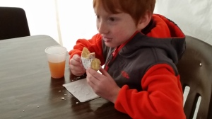 Cider and Donuts at Bowers Farm